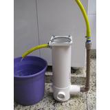 Filtro Deionizador Mf500 - Faz Água Deionizada P Autoclave