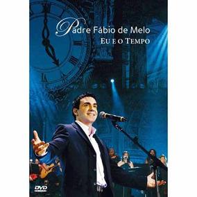 Padre Fabio De Melo - Eu E O Tempo Ao Vivo Dvd Novo Lacrado