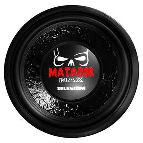 Subwoofer 15¿ Matador Max Jbl Selenium 800w Rms 15sw12a 2+2o