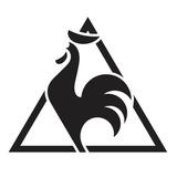 Logotipo Le Coq Sportif P/ Aplicação Em Camisas De Futebol !