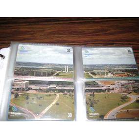 Serie Aniversário De Brasilia 4 Cartões