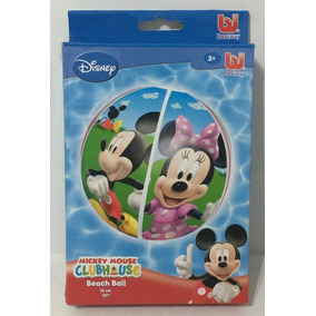 Mickey Mouse Disney Pelota Inflable 51 Cm Nuevo Art 91001