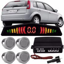 Sensor De Estacionamento Prata Ford Fiesta 2012 2013 2014