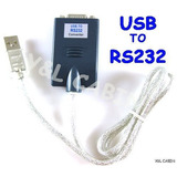 Usb 2.0 To Rs-232 Db9 Serial Adapter Converter