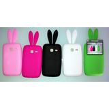 Capa Case Coelhinho Rabit Samsung Galaxy Y Duos 6102
