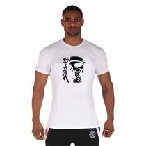 Camisa Rap Nacional Sabotage Humildade E Respeito Favela.