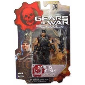 Marcus Fenix Figura Gears Of Wars De 10cm Aprox En Oferta