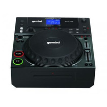 Cdj250 Gemini Dj Cd Mp3 Tabletop Bivolt Cdj 250 Na Cp Music