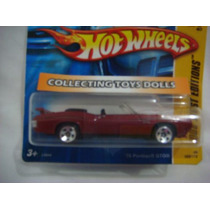 Hot Wheels (516) 70 Pontiac - Collecting Toys Dolls