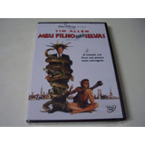 Dvd Original Meu Filho Das Selvas Tim Allen = Vitorsvideo