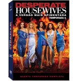 Desperate Housewives - 4ª Temporada - Box Lacrado
