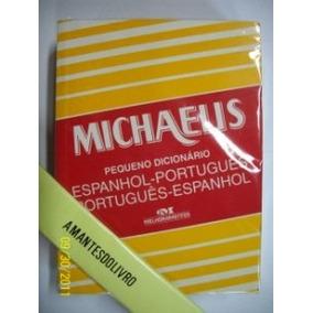 Michaelis Dicionário Espanhol Sebo Amantesdolivro