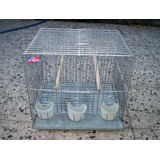 Vendo Jaulas Roller Para Canarios De Exposicion