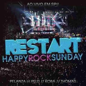 Cd Restart Happy Rock Sunday Lacrado [dini32]