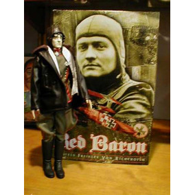 Barão Vermelho Blitzkrieg Toyz Brinqtoys 1a Guerra Mundial