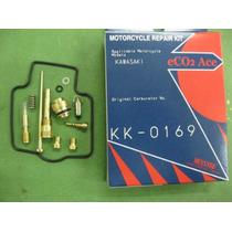 Reparo Carburador Zx11 Ninja Completo Kawasaki Keyster Peça