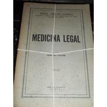 Livro Medicina Legal 2 Volumes Hélio Gomes Ano 1942