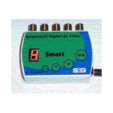 Sequencial Digital De Video 4x1 Cx3014. Marca:seg-cftv
