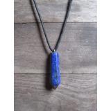 Colar Pedra Lápis Lazuli