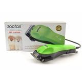 Maquina Cortadora De Pelo Para Perro Zoofari. Profesional!