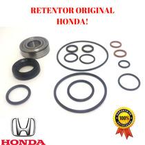 Reparo Bomba Direção Hidraulica New Civic Retentor Original