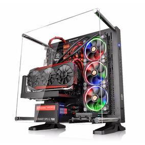 Gabinete Gamer Thermaltake Core P3 Se Transparente S/ Fuente