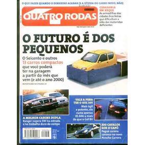 4rodas N.456 Jul 98 - Porsche Carrera, Ranger, Gol 16v