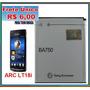 Bateria Sony Xperia , Arc Lt15i , X12 Arc Lt15a Arc S Lt18i