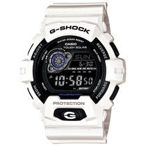 Relógio Casio G-shock Gr-8900a-7dr Solar 5 Alarmes H. Mundi