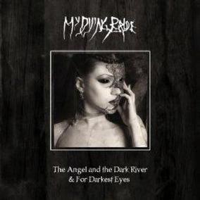 Cd/dvd My Dying Bride Angel And Dark River Darkest Eyes Novo