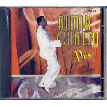 Cd Almir Guinéto - Pés - 1997 - Lacrado