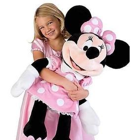 Minnie Pelucia Grande Original Disney Pronta Entrega