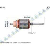Induzido Motor De Partida Gol Parati G2 G3 1.0 Mi 8v 16v