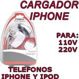 Cargador Iphone 3,4,4s Ipod 110v Y 220v Envio Gratis