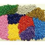 Pigmentos Em Grãos Coloridos Masterbatch Pe Pp Ps Universal