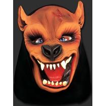Máscara Cachorro Bravo - Terror Halloween