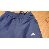 Pantalon Adidas Xl (tela De Avion)