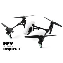 Drone Wltoys Q333-b (inspire 1) Fpv Wifi W/ Radio 2.4ghz