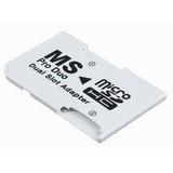 Adaptador Micro Sd P/ Memory Stick Psp Até 64gb Frete Barato