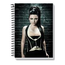 Caderno Evanescence 10 Materia