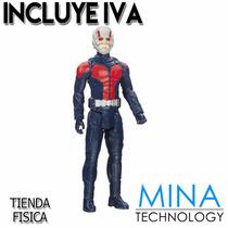 Figura De Accion Ant Man Hombre Hormiga Marvel Hasbro B2917
