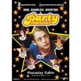 Dvd Party Mosnter - Original Raridade