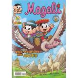 Magali Revista Nº 46 Editora Panini Comics