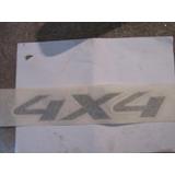 Emblema 4x4 Ranger 03/04 Peça Nova Original Ford