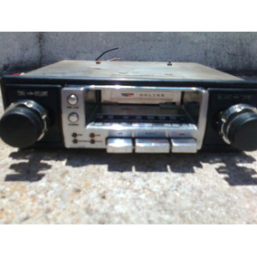 Autoradio Am/fm Tape Beltek Funcionando Para Carro Antigo