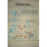 Folhinha De São Paulo- Edição 1308- 25 De Setembro De 1988
