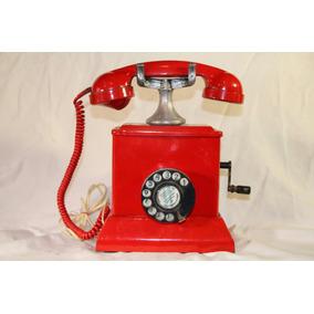 Telefono Antiguo De Mesa