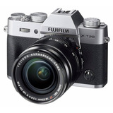 Fujifilm X-t20 Mirrorless Digital Camera W/xf18-55mmf2.8-4.0