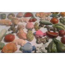 Material Didactico Para Primaria 100 Piezas Frutas Animales
