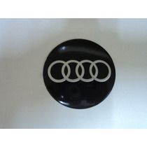 Emblema Audi Para Rodas Esportivas Tamanho 69mm